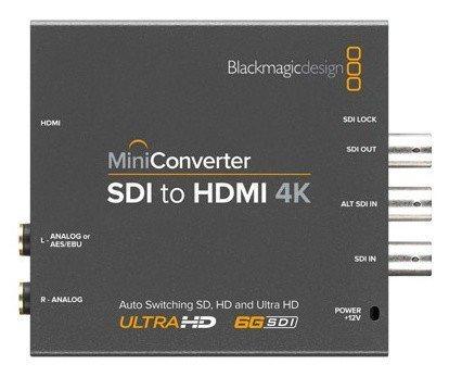 Blackmagicdesign  4K UHD  SDI > HDMI