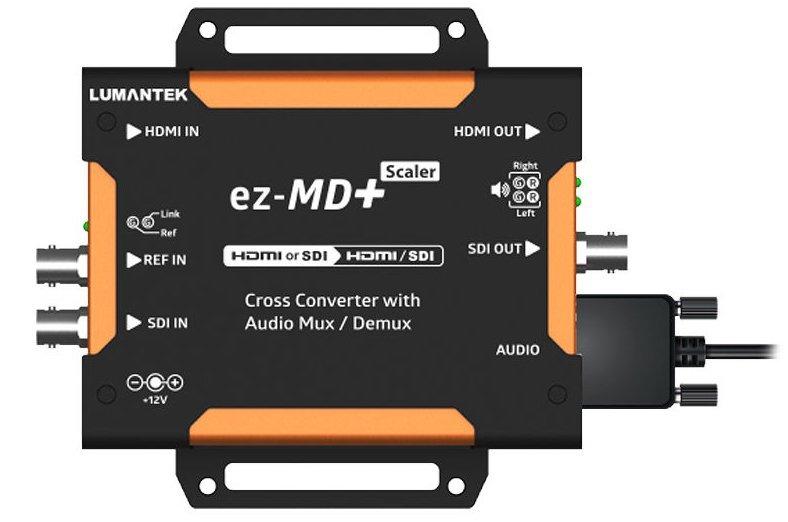 Lumantek ez-MD+ Scaler Embedder De-Embedder