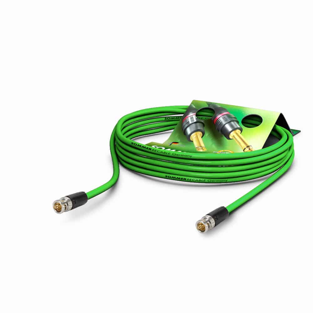 Sommercable HD-SDI Kabel : 10m