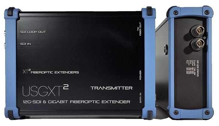 USGXT² 12G-SDI + Gigabit Ethernet